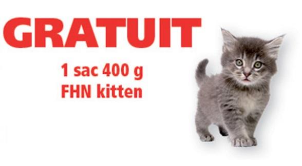 Nourriture pour chats gratuite chez maxi zoo 04 03 2017 - Chats gratuits ...