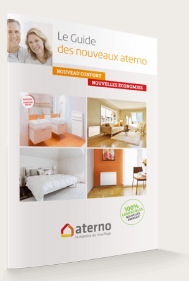 Guide gratuit sur le chauffage électrique Aterno