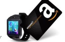 Gratuit avec Test Achats : un chèque-cadeau Amazon de 30€ ou une smartwatch