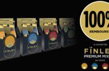 Finley Premium Mixers 100% remboursé