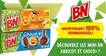 Biscuits Mini BN 100% remboursé avec myShopi