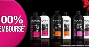 Shampooing ou après-shampooing 100% remboursé avec myShopi