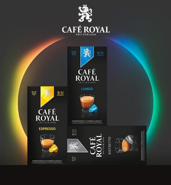 Capsules Café Royal 100% remboursé avec Shopmium