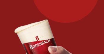Bière Rodenbach gratuite