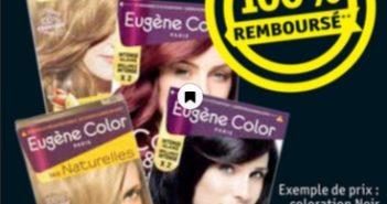 Coloration cheveux 100% remboursé chez Kruidvat