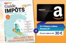 Chèque Amazon ou smartwatch gratuit avec un abonnement Test Achats