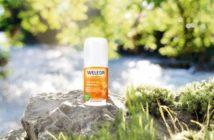 Test gratuit du déodorant à l'argousier Weleda