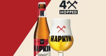 Bière Hapkin 100% remboursé avec Shopmium