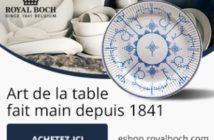 Code promo et réduction sur la vaisselle Royal Boch