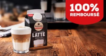 Nutroma Latte 100% remboursé