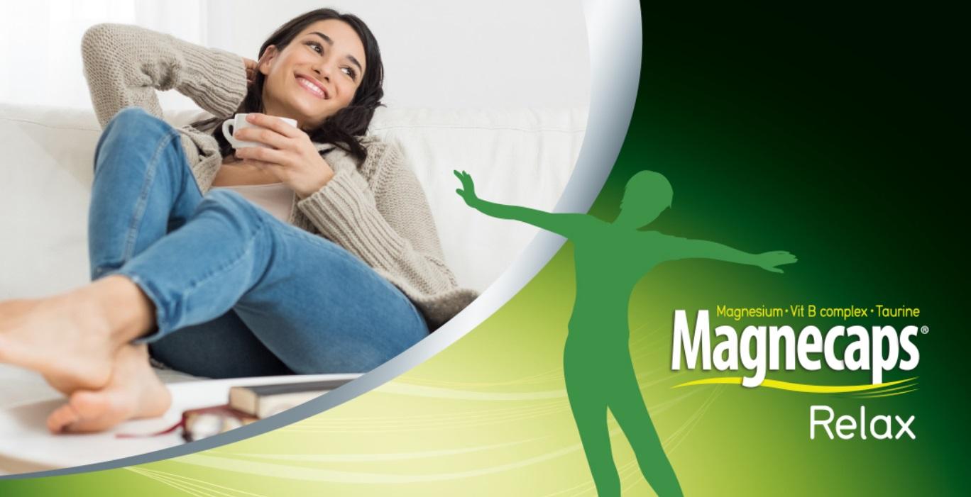 Test gratuit du complément alimentaire Magnecaps Relax