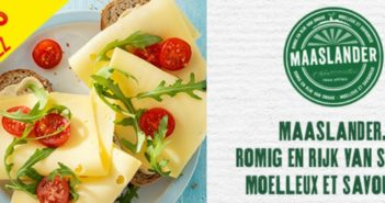 Fromage Maaslander 100% remboursé