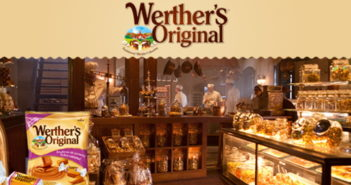 Werther's Original Tendresse de caramel 100% remboursé