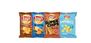 Chips Lay's 100% remboursé