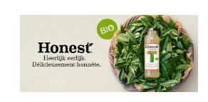 Boisson Honest 100% remboursé