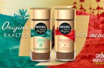 Échantillon gratuit du café instantané Nescafé GOLD Origins
