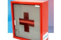 Boîte à pharmacie gratuite