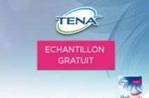 Échantillon gratuit de protection contre les fuites urinaires Tena Pants