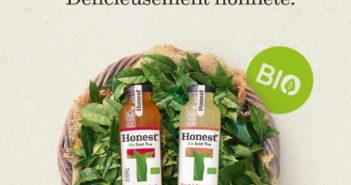 Boisson Honest Tea 100% remboursé avec Shopmium