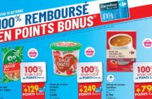 Produits 100% remboursé chez Carrefour le 10 octobre 2019