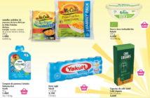 Produits 100% remboursés chez Carrefour à l'occasion des Cashbackdays