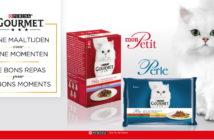 Alimentation pour chats Purina Gourmet 100% remboursé avec myShopi