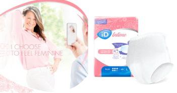 Culottes absorbantes iD Intime 100% remboursé avec myShopi