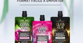 Soin cheveux Gliss Sur 100% remboursé avec Shopmium