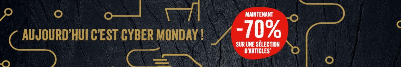 Cyber Monday chez Delhaize : 44 produits à -70%