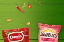 Chips Lay's et Sunbreaks, et cacahuètes Duyvis 100% remboursé