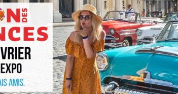 Ticket gratuit pour le salon des vacances 2020 à Bruxelles