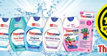 Dentifrice Theramed 100% remboursé chez Kruidvat