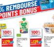 Produits 100% remboursé chez Carrefour le 24 février 2020