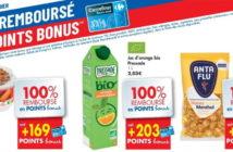 Produits 100% remboursé chez Carrefour le 6 février 2020
