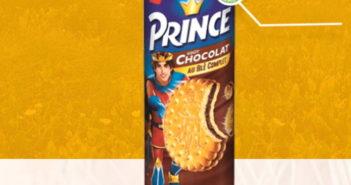 Biscuits Prince de Lu gratuits