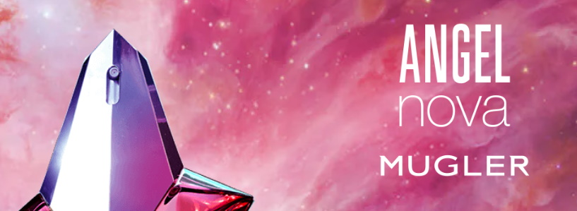 Échantillon gratuit du parfum Angel Nova de Mugler
