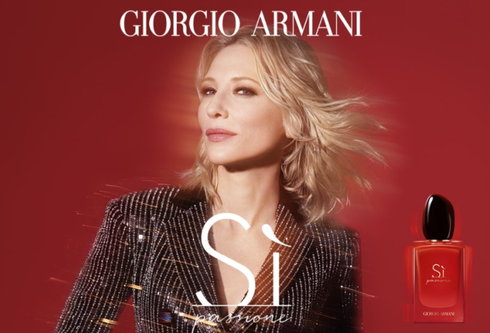 Échantillon gratuit parfum Si de Giorgio Armani