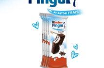 Kinder Pingui 100% remboursé avec Shopmium