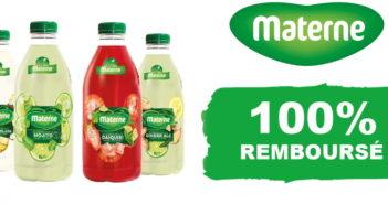 Materne Mocktail 100% remboursé