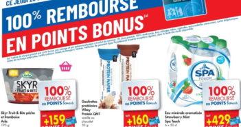 Produits 100% remboursé chez Carrefour le 25 juin 2020
