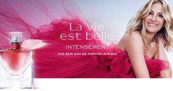 Échantillon gratuit du parfum La vie est belle Intensément de Lancôme