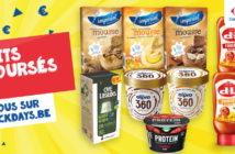 Produits 100% remboursés chez Carrefour