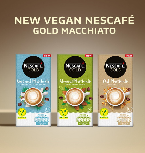 Café Nescafé Gold Vegan 100% remboursé avec Shopmium