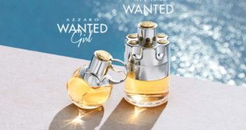 Échantillon gratuit du parfum Azzaro Wanted et Wanted Girl