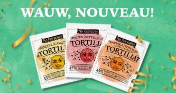 Tortillas No Fairytales 100% remboursé