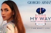 Échantillon gratuit parfum My Way de Giorgio Armani