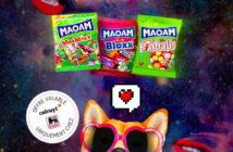 Bonbons Maoam 100% remboursé avec Shopmium