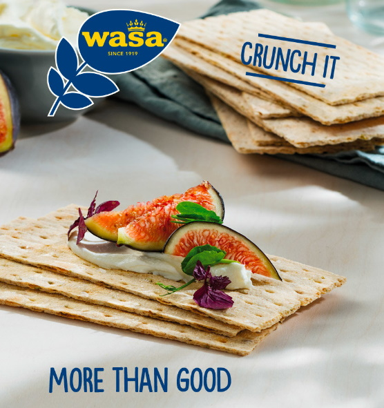 Biscottes Wasa Delicate 100% remboursé