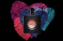 Échantillon gratuit du parfum Black Opium d'Yves Saint Laurent