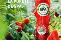 Limonade Spa 100% remboursé avec Shopmium